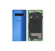 Galaxy S10 Back Cover Blue