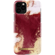 iDeal of Sweden iDeal Fashion Case for iPhone 11 Pro - Golden Burgundy Marble