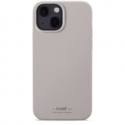 Holdit Silicone Case for iPhone 13 - Taupe