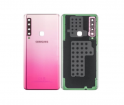 Galaxy A9 2018 Back Cover Pink