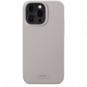 Holdit Silicone Case for iPhone 13 Pro - Taupe