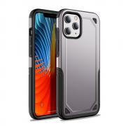 Taltech Rugged Hybrid Case for iPhone 12 Mini - Grey