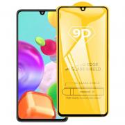 Taltech Full Covering Screen Protector 9D Tempered Glass for Galaxy A41
