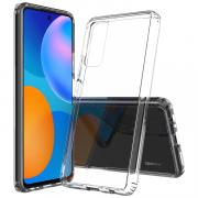 Taltech Shockproof Case for Huawei P Smart 2021 - Transparent