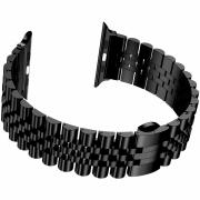 Taltech New Style Watchband for Apple Watch 6/SE/5/4 44mm & 3/2/1 42mm - Black