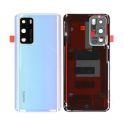 huawei P40 Back Cover White