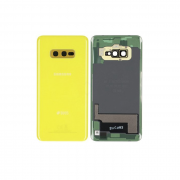 Galaxy S10e Back Cover Canary Yellow Duos