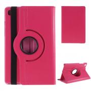 "Taltech Litchi Cover for Galaxy Tab A7 10.4"" - Pink"