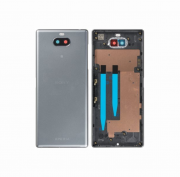 Sony Xperia 10 Plus Back Cover Silver