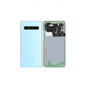 Galaxy S10 5G Back Cover Crown Silver