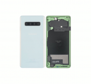 Samsung Galaxy S10 Back Cover White