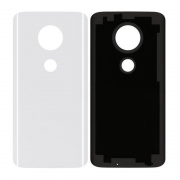 Motorola Moto G7 Back Cover White Original