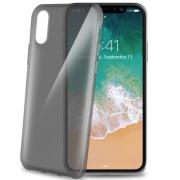 Celly Gelskin TPU Cover iPhone X/XS Black