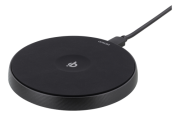 DELTACO Deltaco Wireless Fast Charger for iPhone / Android, 10W - Black