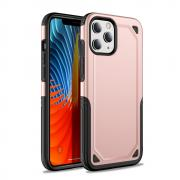 Taltech Rugged Hybrid Case for iPhone 12 /12 Pro - Rose Gold