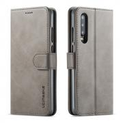 Taltech LC.IMEEKE Wallet Cover for Huawei P30 - Grey