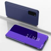 Taltech View Window Flip-cover for Samsung Galaxy S20 - Blue