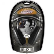 Maxell Maxell Headphones with Volume Control, 60 Ohm, 3,5mm, 2,5m Cable, Grey