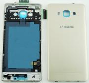 Samsung Galaxy A7 Housing Gold Original