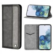 Taltech Business Splice Wallet Cover for Samsung Galaxy S21 5G - Grey