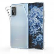 SiGN SiGN Ultra Slim Case for Samsung Galaxy A71 - Transparent
