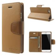 Mercury Goospery Cover for iPhone 6-6S - Brown