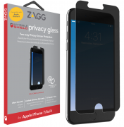 Zagg InvisibleShield Glass Plus Privacy for iPhone 6/6S/7/8