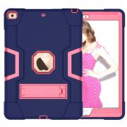 "Taltech ShockProof TPU Case with Stand for iPad 10.2"" 2019/2020 - Blue/Pink"