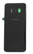 Galaxy S8 Back Cover Black