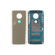 Moto G6 Play Back Cover Gold Original