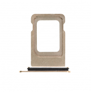 iPhone Xs Max Sim Holder Gold
