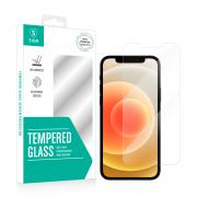 SiGN SiGN Screen Protector Tempered Glass for iPhone 12 Mini Incl. Montage
