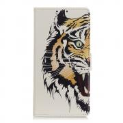 Taltech Wallet Cover for Samsung Galaxy S21 - Tiger