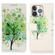 Taltech IPhone 13 Pro cover- Green Tree
