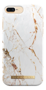 iDeal Fashion Case for iPhone 6-6S-7-8 Plus, Carrara Gold