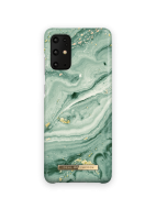 iDeal of Sweden iDeal Fashion Case for Samsung Galaxy S20 Plus - Mint Swirl Marble