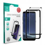 SiGN Samsung Galaxy S8 SiGN 3D Screen Protector Tempered Glass