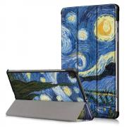 """Taltech Tri-fold Cover for Galaxy Tab S6 Lite 10.4"""" - Painting"""