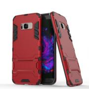 Taltech Hybrid Case for Samsung Galaxy S8 Plus - Red