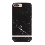 Richmond Richmond & Finch Case for iPhone 6-6s Plus, 7-8 Plus - Black Marble