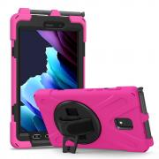Taltech Case Kickstand 360° for Galaxy Tab Active 3 - Pink