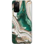 iDeal of Sweden iDeal Fashion Case for Samsung Galaxy S20 - Golden Jade Marble