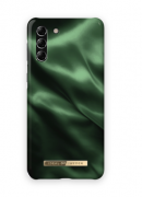 iDeal of Sweden iDeal Fashion Case for Samsung Galaxy S21 Plus - Emerald Satin