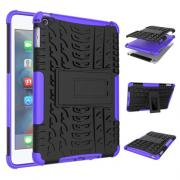 Taltech Case with Tire Pattern for iPad Mini 4 - Mini 2019 - Purple