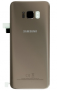 Galaxy S8 Back Cover Gold