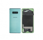 Galaxy S10e Back Cover Green