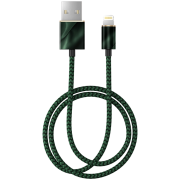 iDeal of Sweden iDeal Fashion cable Lightning 1m - Emerald Satin
