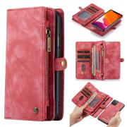 Taltech CASEME 008 2-in-1 Wallet Cover for iPhone 11 Pro - Red