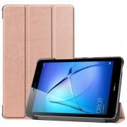 Taltech Tri-fold Cover for Huawei MatePad T8 - Rose Gold
