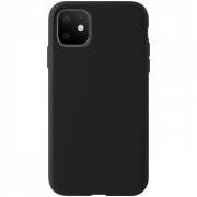 Krusell Melkco Aqua Silicone case for iPhone 11 - Black